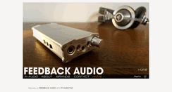 Preview of feedbackaudio.co.nz