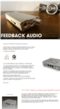 Mobile Preview of feedbackaudio.co.nz